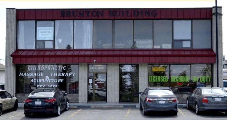 Brunton Building
