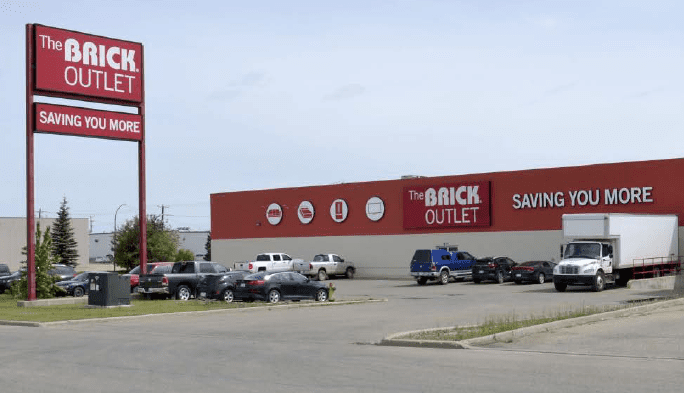 United Furniture & Brick Warehouse