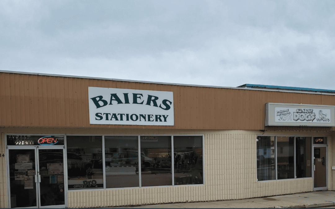 Baiers Stationery Building